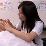 口内炎の治療には口内射精が良いとして患者をフェラ抜きする女医